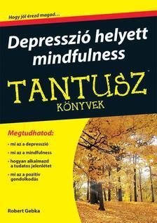 Depresszió ellen mindfulness  – könyvajánló