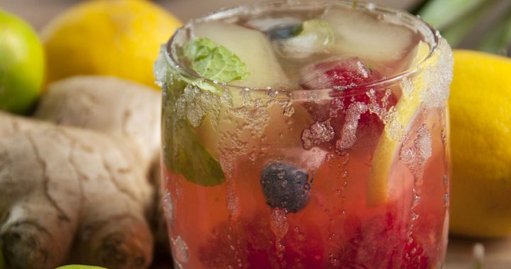 Gyömbér limonádé és társai, avagy mit igyunk a melegben