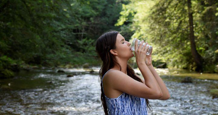 Miért kell sok vizet inni? Mutatok néhány okot!