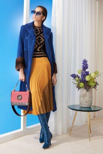Az őszi divat egyik kedvence a color blocking irányzat