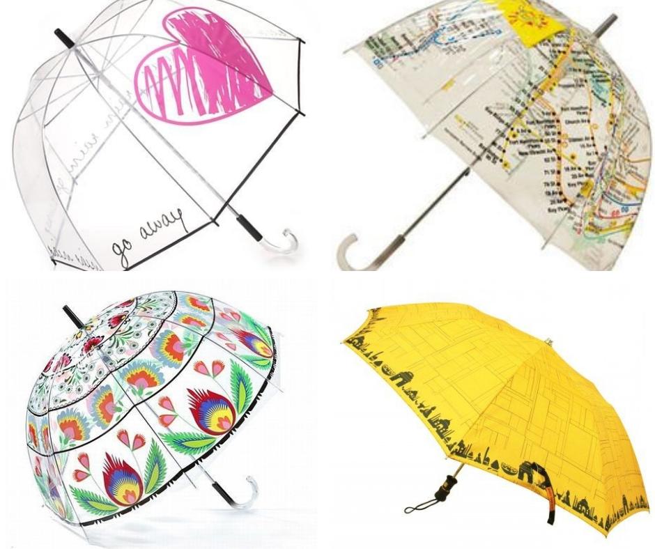 Az őszi kiegészítők elmaradhatatlan darabja az esernyő