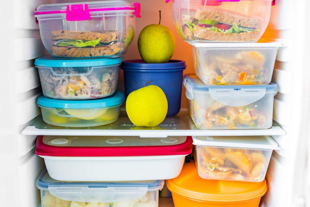 Hogyan pakoljunk a hűtőbe? Mindenekelőtt átláthatóan+