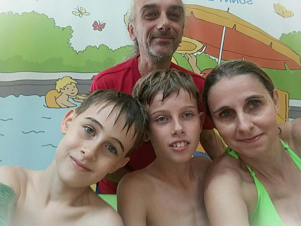 Családi wellness Lutzmannsburgban