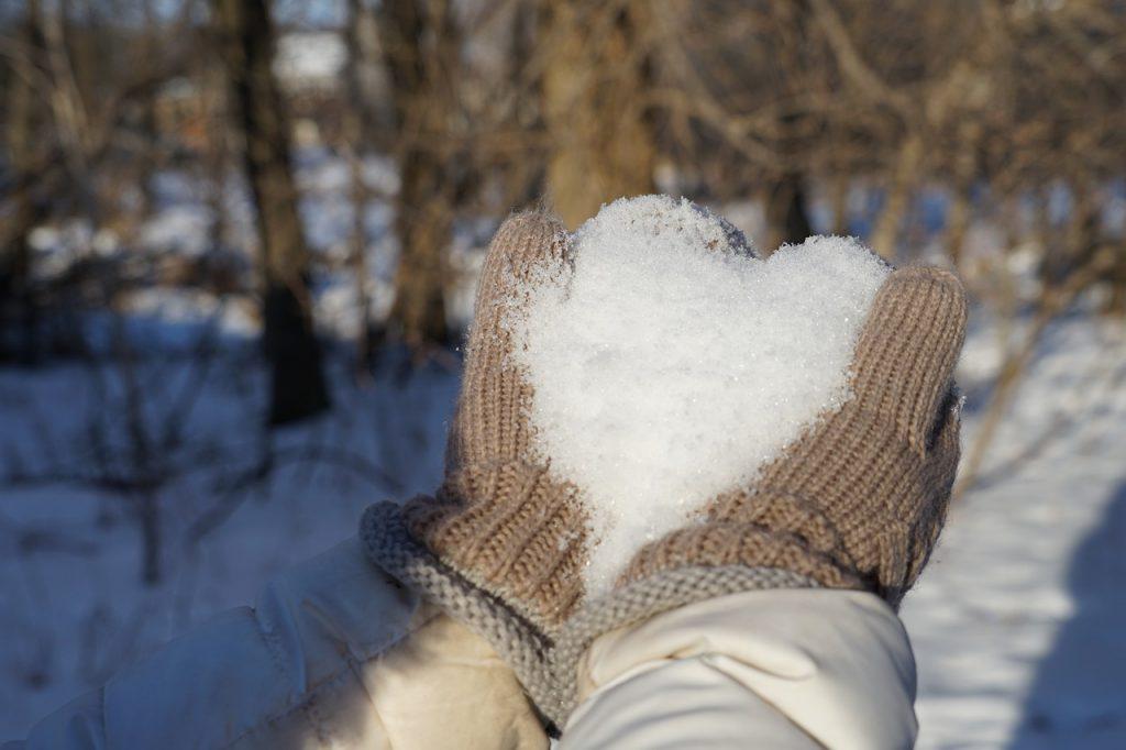 A kézápolás a hideg elleni védelemmek kezdődik