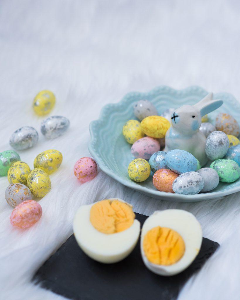 Húsvéti dekoráció egyszerűen
