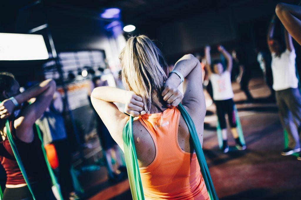 Egy edzésvideó is lehet motiváció