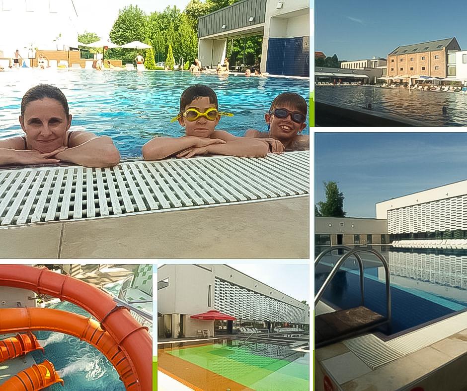 Hotel Castello - termálfürdő