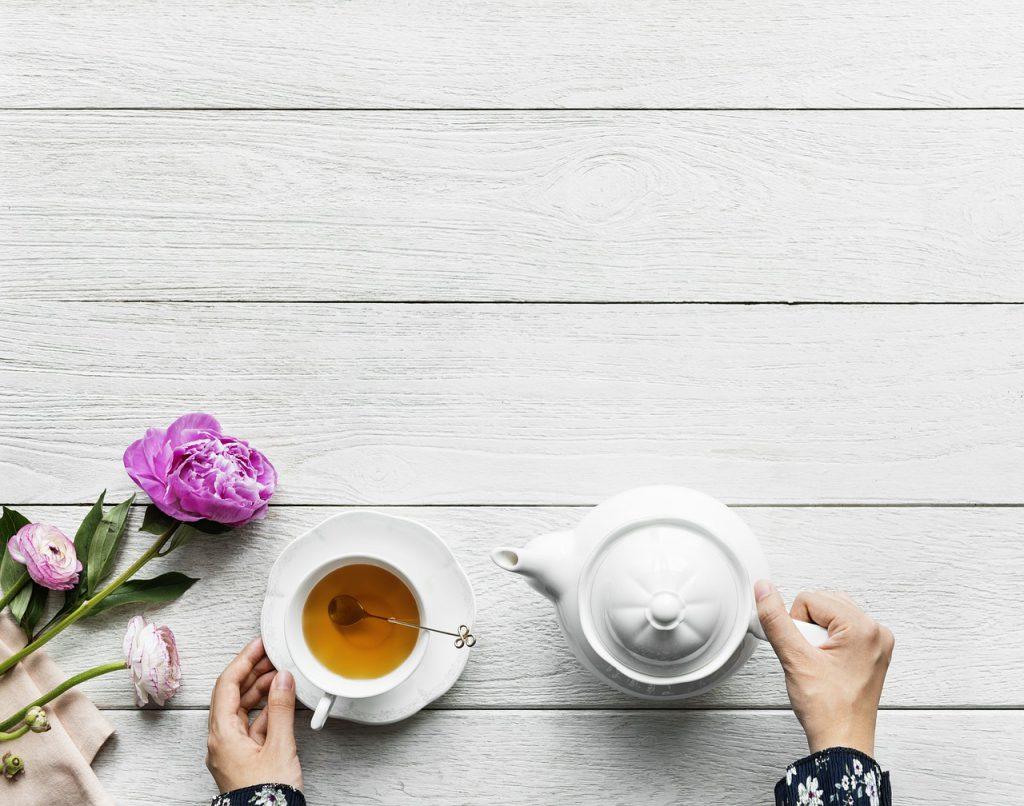 Slow life életmód egy csésze teával