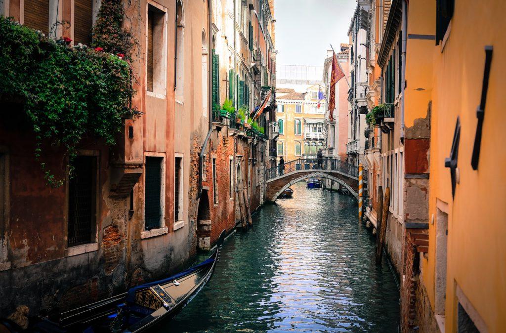 Utazás előtt - Velence
