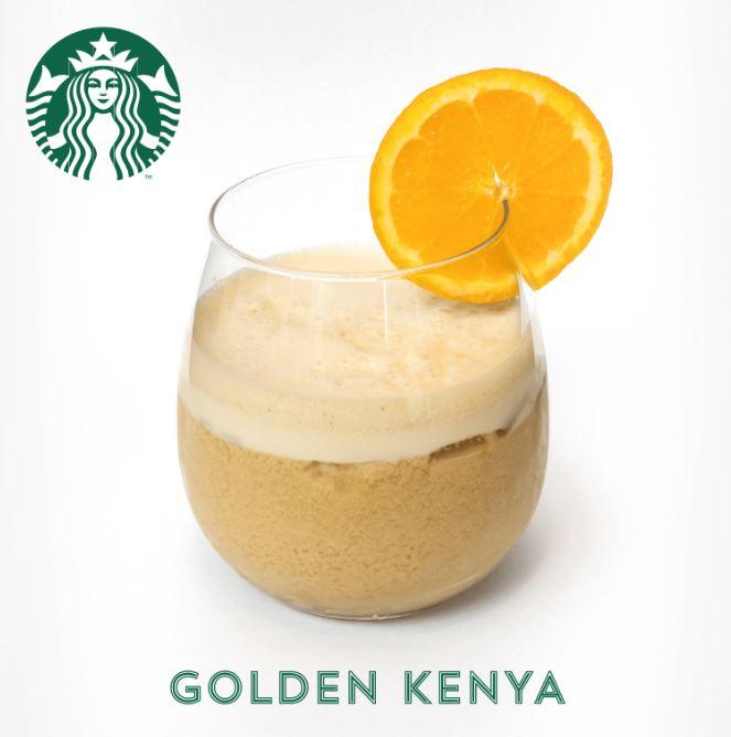 Jegeskávé extrákkal: Golden Kenya