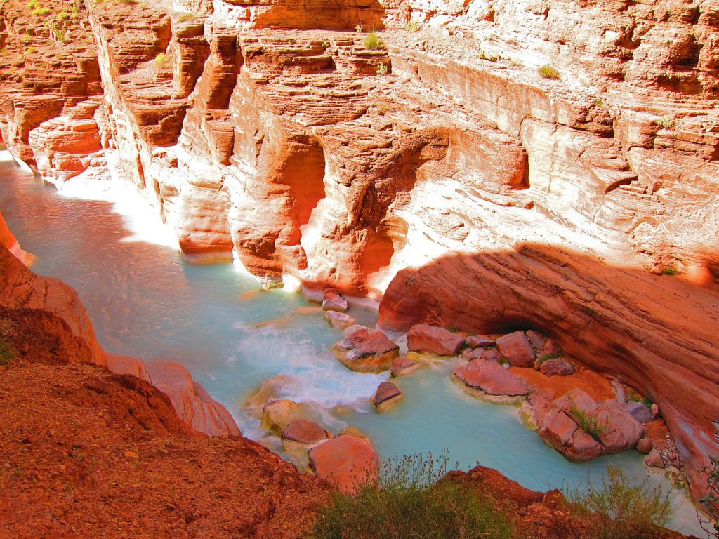 Virtuális földrajzóra a Grand Canyon fölött