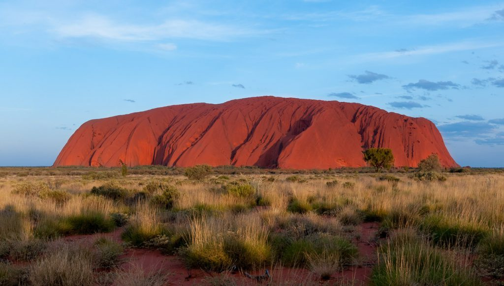 Ausztrália, Uluru