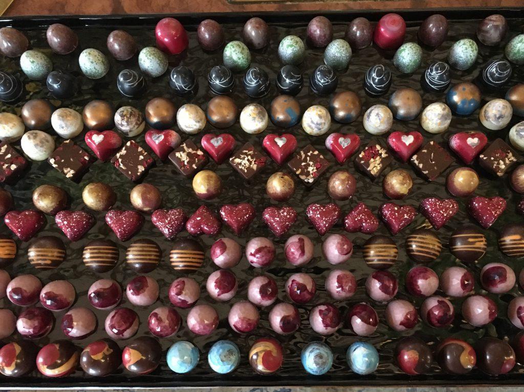 Minőségi csokoládé a Duna partjáról