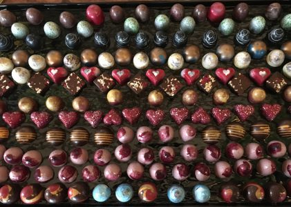 Így kerül a csizmába a minőségi csokoládé