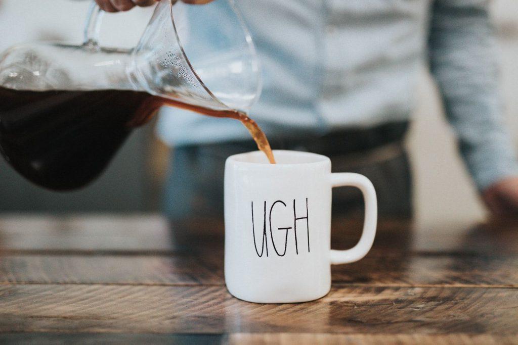 Utálom a hétfőt, kávét ide!