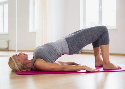 Karanténedzés a pilates és a fókuszáltság jegyében