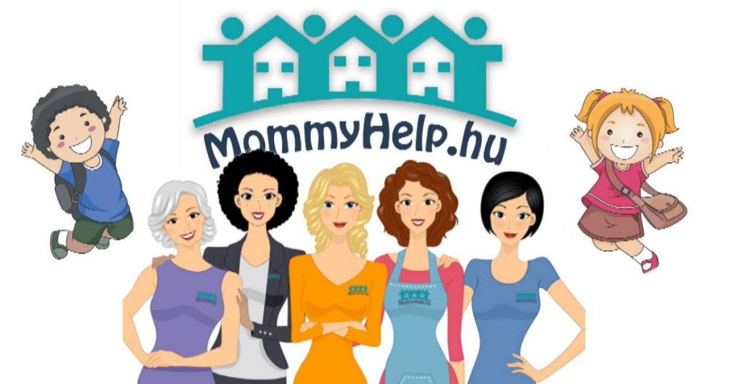 Mommyhelp logo