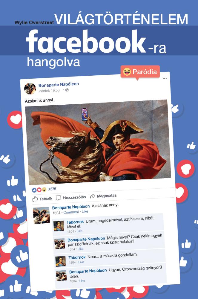 Világtörténelem Facebook-ra hangolva
