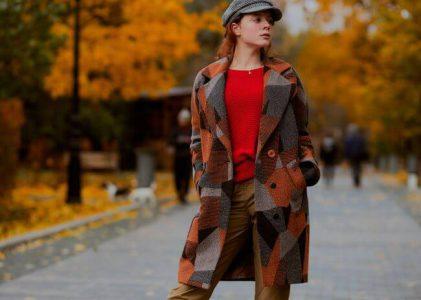 Őszi stílus: puha ruhák, melegítő színek