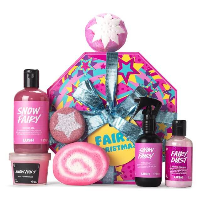 LUSH Fairy csomag