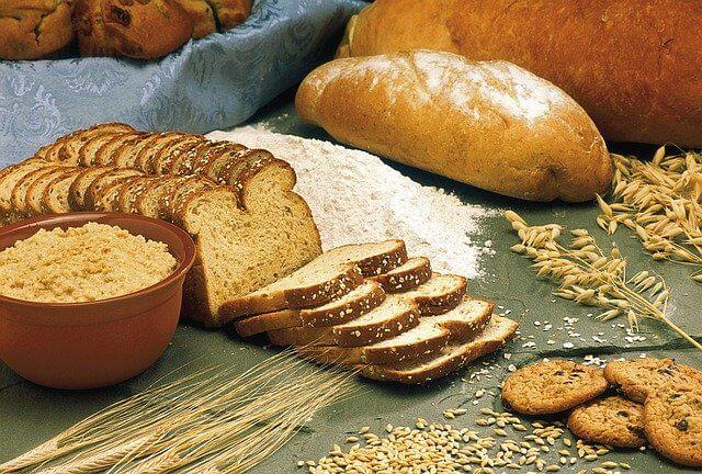 A teljes kiőrlésű gabonákban is sok rost van