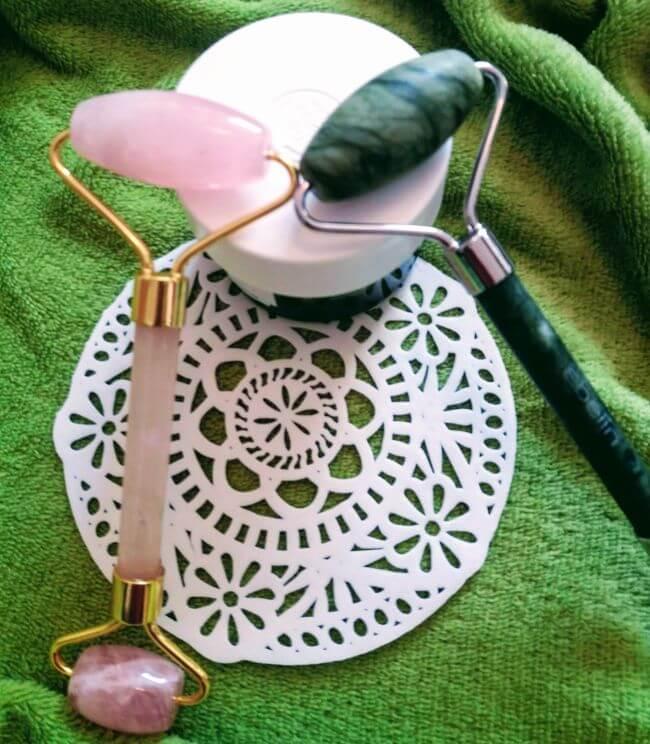 Rózsakvarc roller: egy kis luxus minden napra