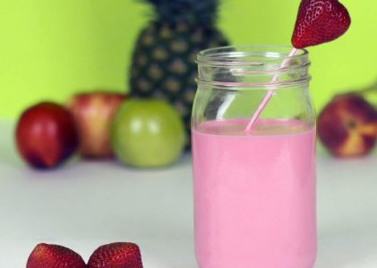 Tavaszi gyümölcsturmix: édes is, vitamindús is