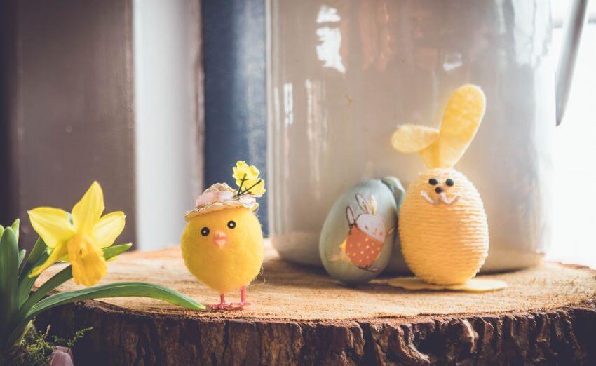 Húsvéti finomságok, vicces tálak, szuper ötletek