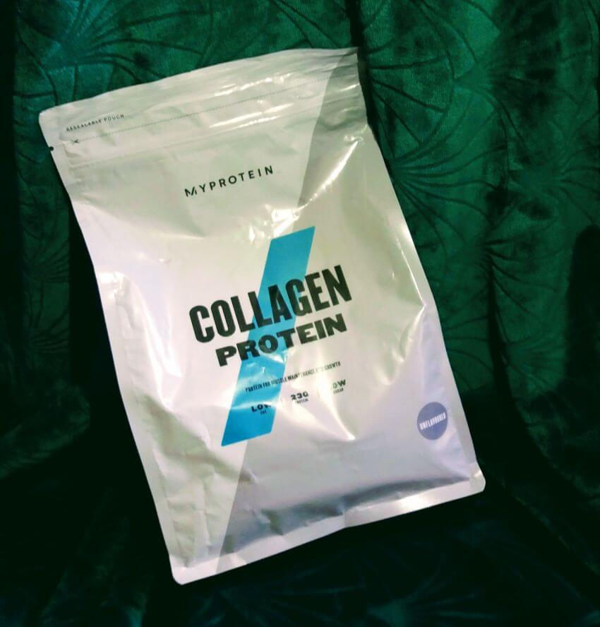 MyProtein ízesítetlen kollagén
