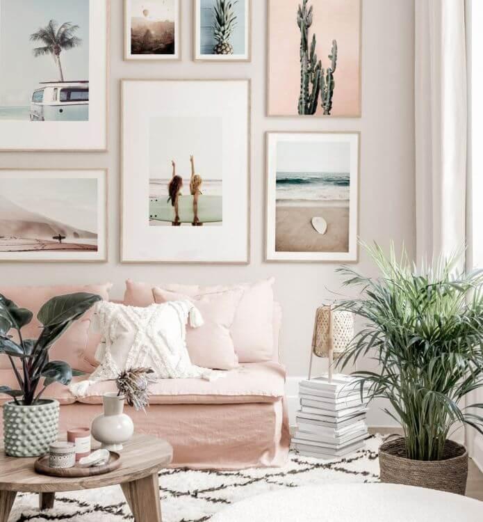 Faliképek - kép fal